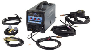 Inverter Welding System 240V, No. MMWMP240