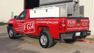 Fashion Glass & Mirror taps propane autogas for fleet vehicles
