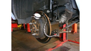 Tool Briefing: Maintaining and repairing electric vehicle braking systems