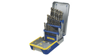 29-pc Turbomax Drill Bit Set, No. VG3018006B