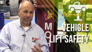 VSP News: Kolman's Korner, Episode 73 - Vehicle Lift Safety