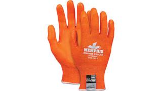 Memphis Orange glove