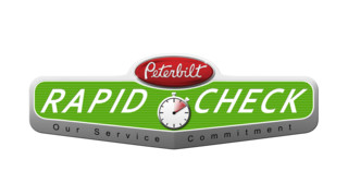 Peterbilt unveils rapid check service program
