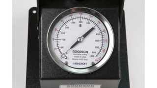 Goodson Tools announces updates for Analog Valve Spring Tester
