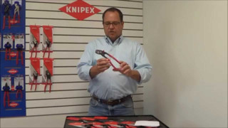 Knipex Angled Pliers and Cable Cutters Video