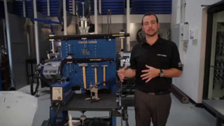 Car-O-Liner Aluminum Vehicle Collision Repair Workstation Video