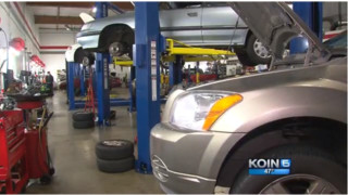 Auto repair shop cuts repair costs by offering membership-only service