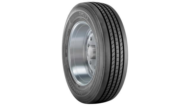Roadmaster trailer tire, No. RM272