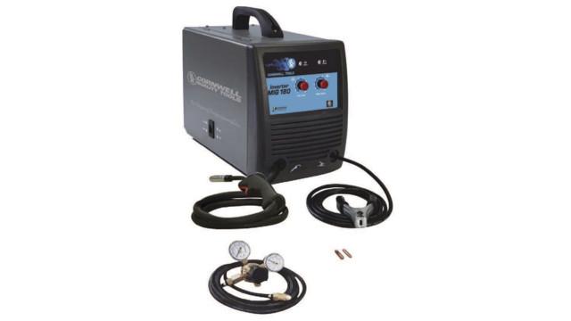 Inverter MIG Welder 240V, No. MMW180