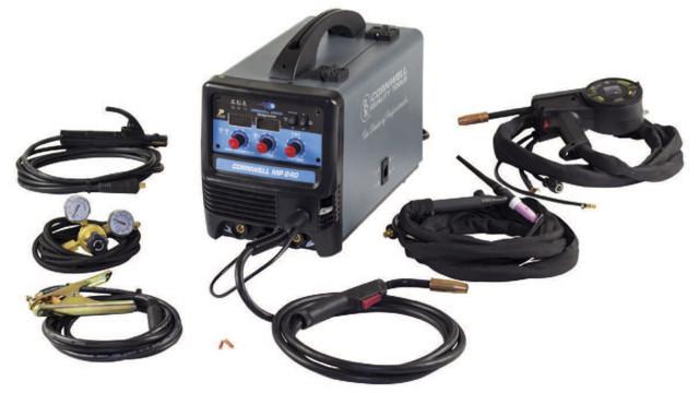 Inverter Welding System 240V, No. MMWMP240