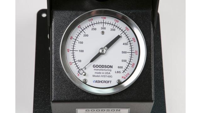 Goodson VST 60G Dial 54eb6a3e4f8d3
