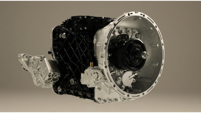 mDrive HD Transmission