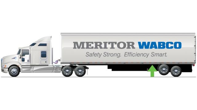 SmartTrac Automatic Trailer Lift Axle Control System