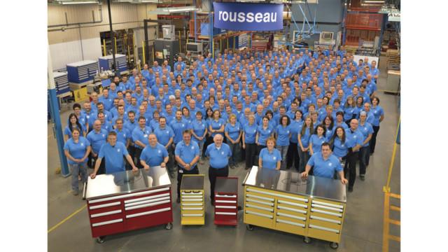 Rousseau Metal celebrating 65thanniversary