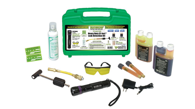 OPTI-PRO Plus/EZ-Ject Heavy Duty Kit, No. TP-8657HD
