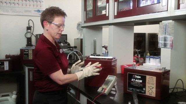 Trojan Battery determining the health of a deep-cycle battery Video