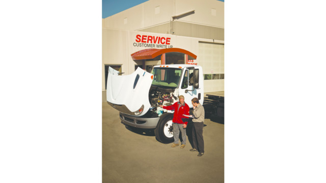 TMC creates template for establishing fleet-service provider relationships