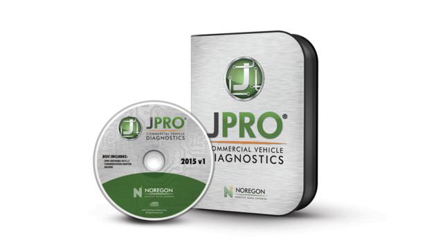 JPRO Commercial Vehicle Diagnostics 2015 V1