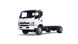 Hino Trucks adds Class 4 Model 155 to its light duty lineup