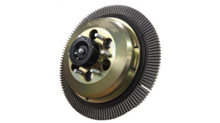 BorgWarner offers DuroSpeed 2-speed fan drive for vocational, off-highway truck applications