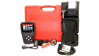 ATEQ offers new software update for the VT56 TPMS Tool