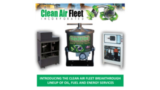 Line of fuel and oil purification systems
