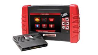 CJ500 scan tool