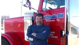 Goodyear names Kentucky truck driver Clinton Blackburn its 32nd Highway Hero