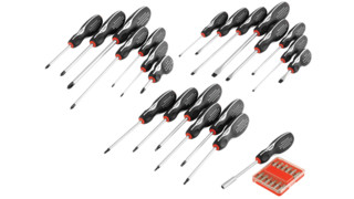 34-pc Screwdriver Set, No. KTI11035