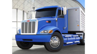 Peterbilt launches medium duty CNG vehicle platform
