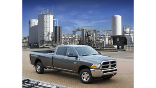 Ram Commercial expands Ram 2500 CNG configurations
