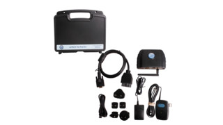 Chrysler wiTech diagnostic system