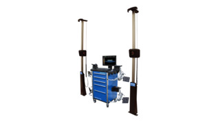 geoliner 790 Imaging Wheel Alignment System