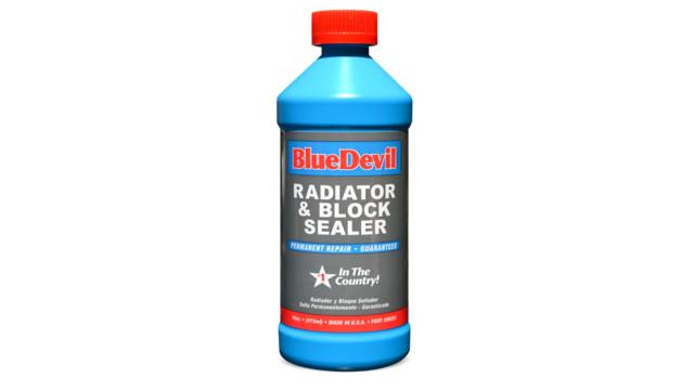 Radiator & Block Sealer