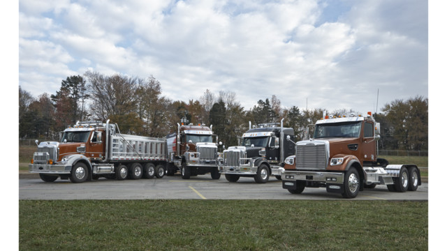New options available for Freightliner 122SD