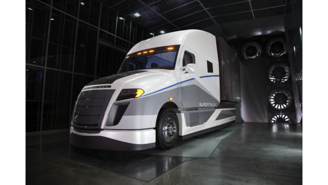 SuperTruck program exceeds Daimler's expectations