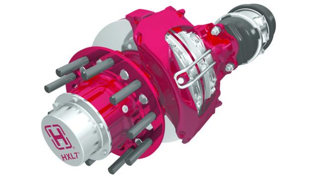 MAXX22T air disc brake system