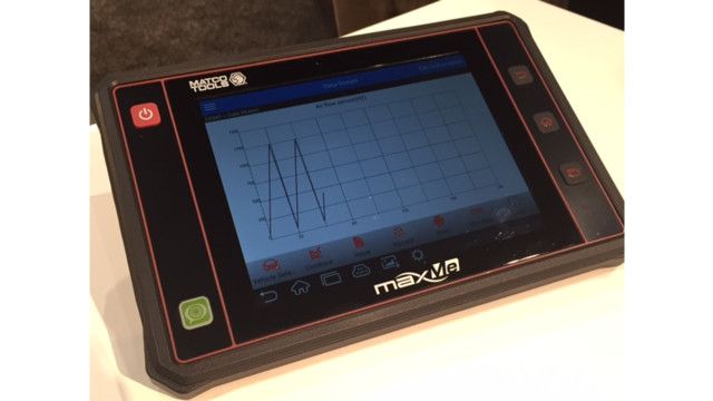 Matco Tools debuts new diagnostic scan tool and puts emphasis on distributor franchisees