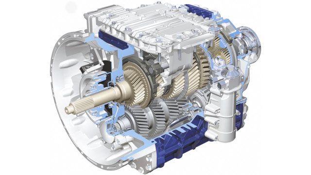 Volvo Trucks introduces I-Shift transmission for severe duty applications