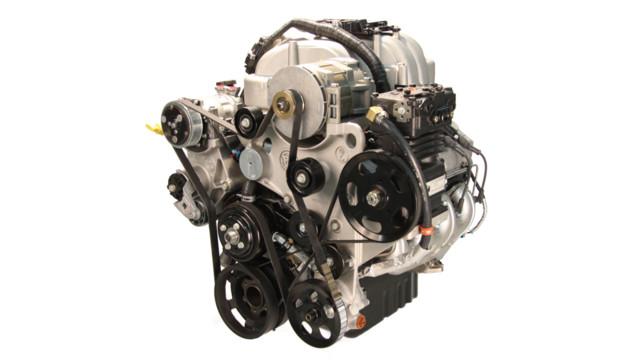 PIthon medium duty propane autogas engine