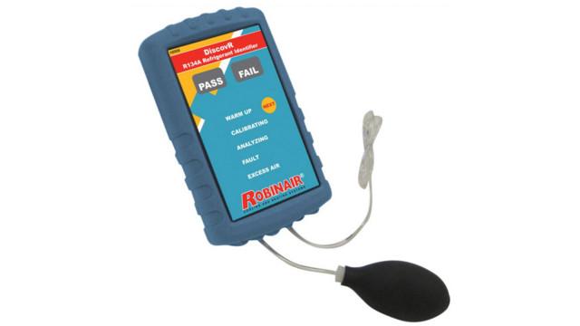 Robinair   DiscovR 16009 Refrigerant Identifier 551302e8a8ed4