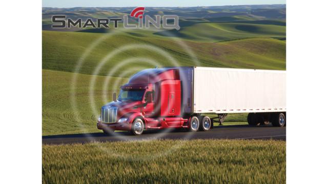 Peterbilt launches SmartLINQ remote diagnostics at MATS