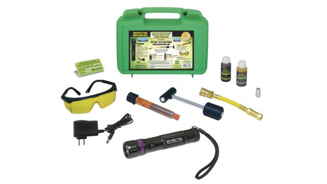 EZ-Ject A/C and Fluid Kit, No. TP-8657