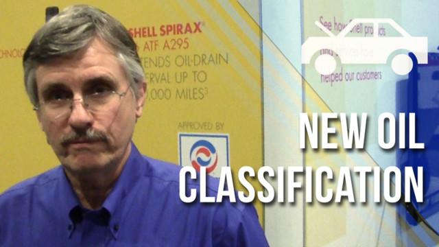 VSP News: Kolman's Korner, Episode 75 - New Oil Classification PC 11