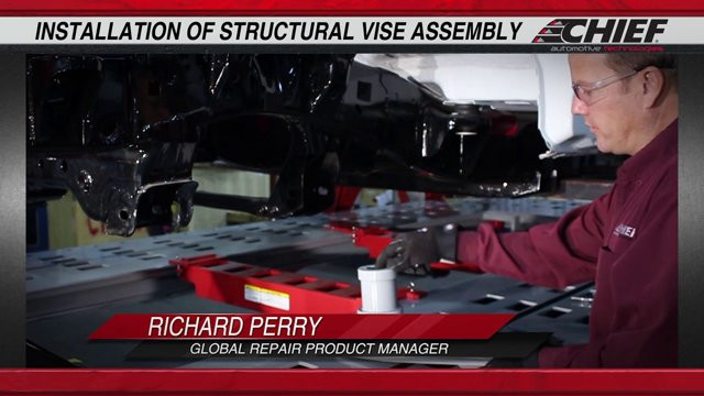 Chief Automotive Structural Holding Package - Vise Assembly Video