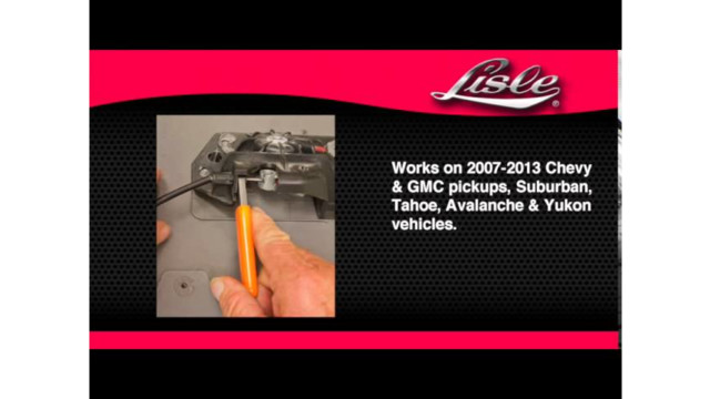 Lisle Door Latch Release Tool, No. 34920