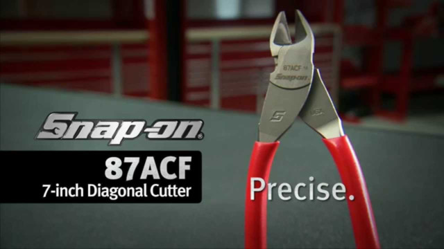 Snap-on 7 Diagonal Cutter Video