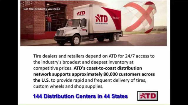 Manager SE Tire Catalog Integration (ATD) Video