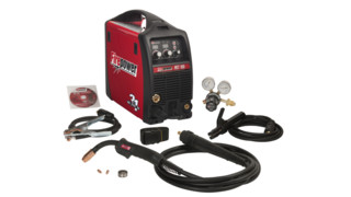 Firepower 3-in-1 welding machines, Nos. MST 140i and MST 180i