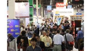 Ninety-five percent of AAPEX booth space sold out